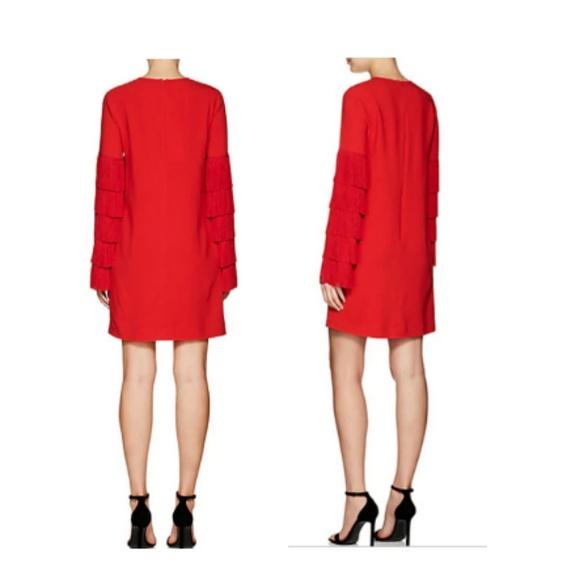 5c5bd8c08e7 NWT Stella McCartney Fringe Sleeve Dress